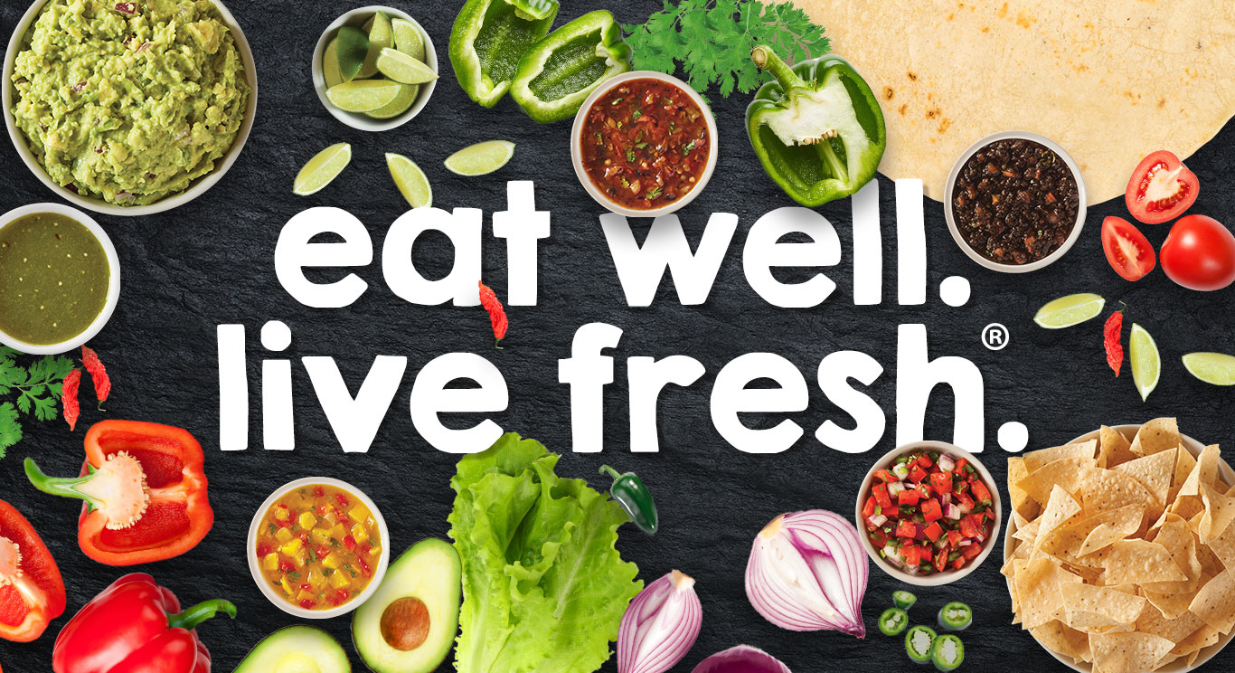 new arrival 58c3e 29387 Baja Fresh Mexican Grill  Local Mexican Food