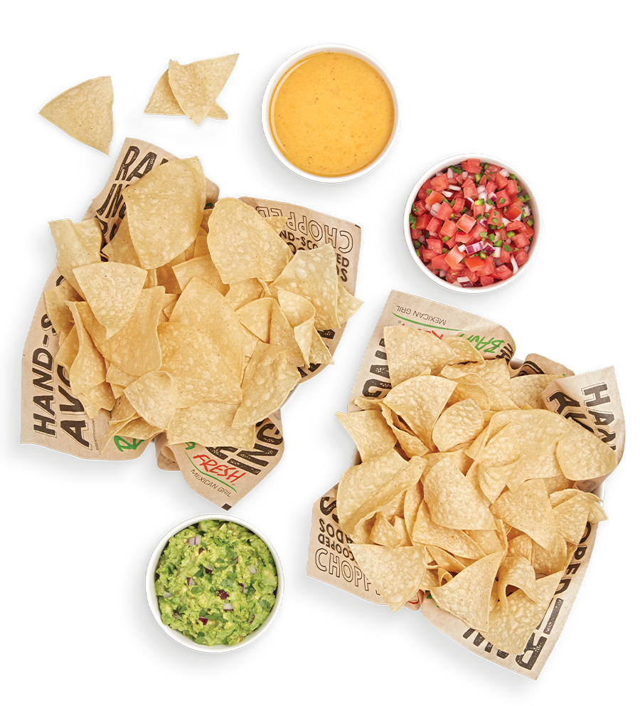 Catering: Baja Fresh Mexican Food Catering