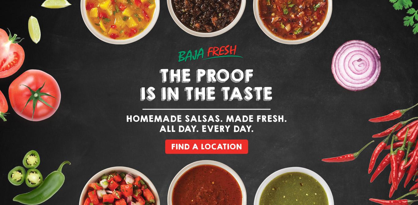 Baja Fresh Hours >> Baja Fresh Mexican Grill Local Mexican Food